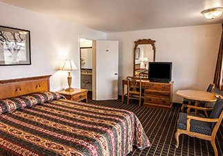 Photo of room room at Rodeway Inn Albany